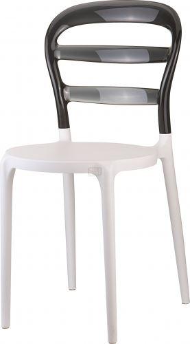Стол от поликарбонат и полипропилен San Valente Мис Биби