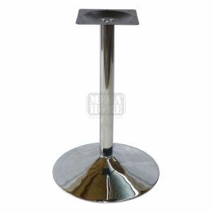 Стойка за маса San Valente АМ-Е06 - 73h хром никел