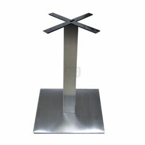 Стойка за маса стомана квадрат 45 х 45 х 72h San Valente 8005