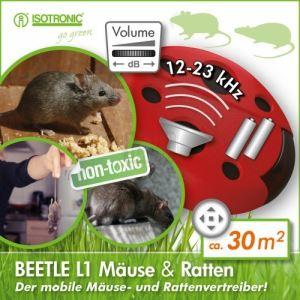 Уред за защита от мишки и плъхове Isotronic