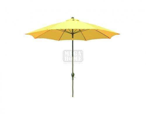 Градински чадър с чупещо рамо DeHome ф 3 м