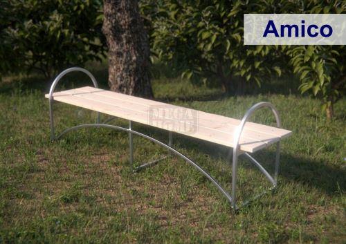 Градинска пейка Primaterra Amico