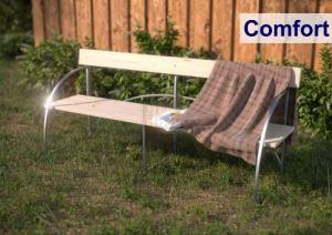 Градинска пейка с облегалка Primaterra Comfort