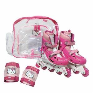 Комплект ролери за момичета Hello Kitty