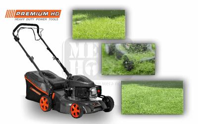 Самоходна бензинова косачка за трева Premium HD