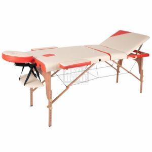 Модулна масажна маса inSPORTline Japane 3 дървена