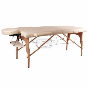 Модулна масажна маса inSPORTline Taisage 2 дървена