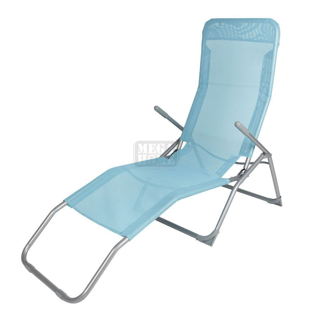 aa1be626a64 Сгъваем стол шезлонг - Градински стол шезлонг 140 х 60 х 100 см ...