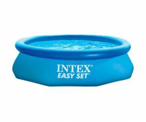 Надуваем басейн с филтърна помпа Intex Easy Set 305 х 76 см