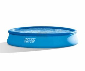 Надуваем басейн с филтърна помпа Intex Easy Set 457 х 84 см