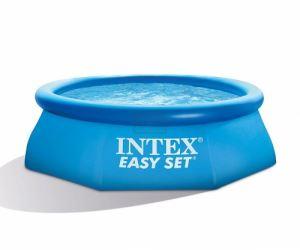 Надуваем басейн с филтърна помпа Intex Easy Set 244 х 76 см