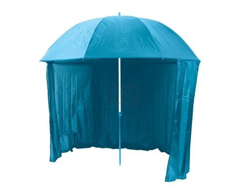 Плажен чадър DeHome Ф 170 см UV плат