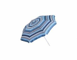 Плажен чадър DeHome Ф 2.4 м