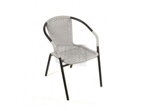 Градински стол PVC ратан DeHome