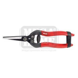 Градинска ножица за цветя, плодове и лозя Valex 190 мм