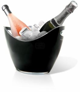 Охладител за напитки Vin Bouquet Ice Bucket за 2 - 6 бутилки