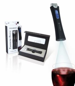 Цифров инфрачервен термометър за течности Vin Bouque