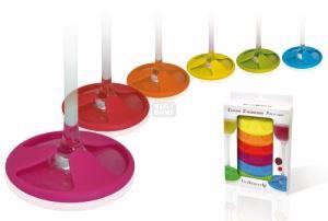 Сет силиконови подложки за чаши Vin Bouque 6 броя