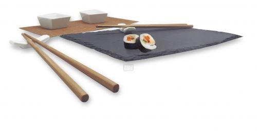 Сет за суши с каменна плоча Vin Bouque