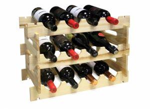 Сглобяема стойка за 12 бутилки Vin Bouque