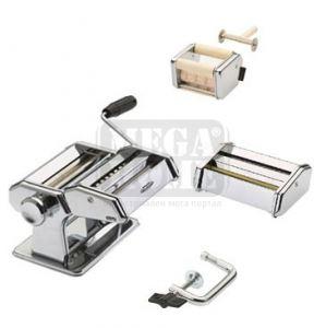 Машина за паста с 3 приставки Gefu Pasta Perfetta De Luxe