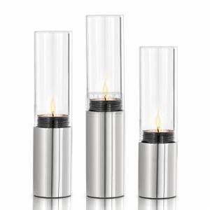 Комплект полирани свещници 3 броя Blomus Faro