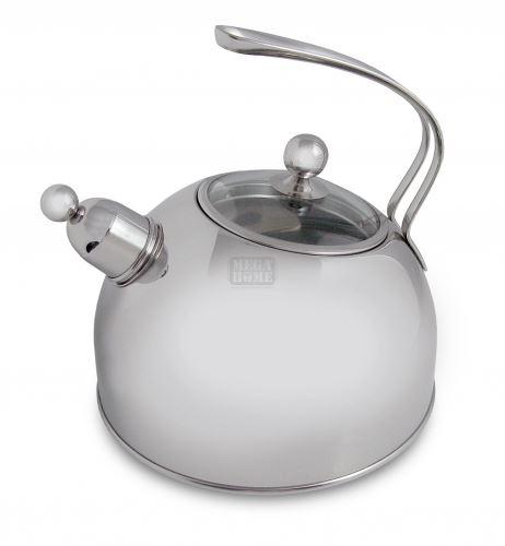 Иноксов чайник с капак Silampos Miramar 2.7 л