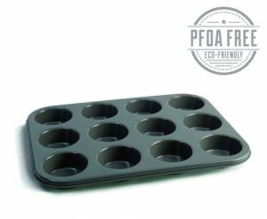 Форма за 12 броя мъфини Jamie Oliver 35 х 27 х 3 см