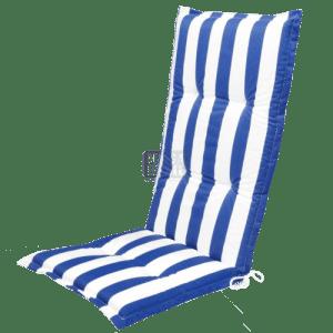 Възглавница за стол с облегалка 118 х 46 х 4.5 см