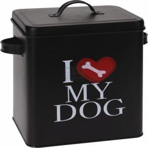 Кутия за съхраняване на суха храна 6 л