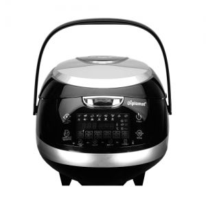 Мултикукър Diplomat DPL-MCKF500B 860 W 5 л LED дисплей