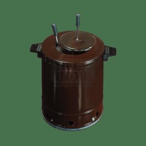 Троен чушкопек Diplomat 1600 W