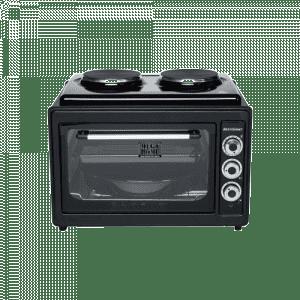 Готварска печка Bravissimo P33-3B2K 33 л 3300 W