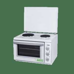 Готварска печка Diplomat с капак DPL-WSK20E 38 л 4115 W
