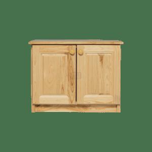 Дървен шкаф 45.5 х 60 х 49 см