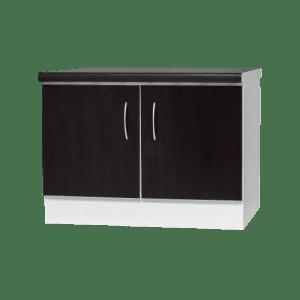 Шкаф за печка с термоплот и 2 врати