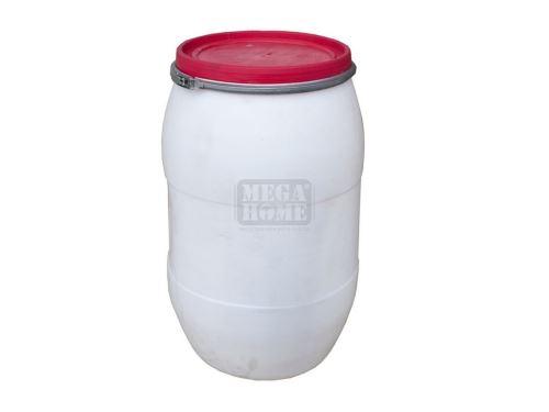 Пластмасов бидон 220 л с обръч