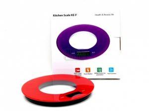 Електронен кухненски кантар цветен кръг 5 кг С25-50