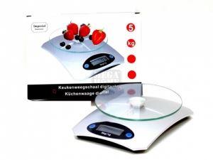 Електронен кухненски кантар 5 кг С25-47