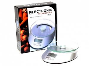 Електронен кухненски кантар 5 кг С25-48