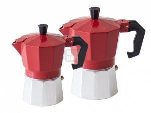 Кафеварка за 3 кафета цветна С4-572