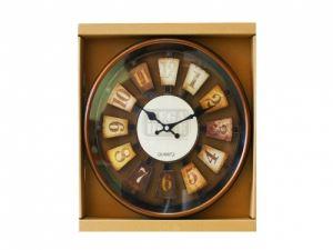 Часовник с орнамент 30 см Т5-810
