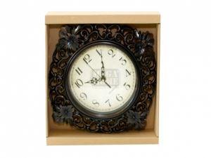 Часовник с орнамент 30 см Т5-811