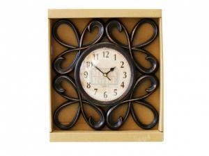 Часовник с орнамент 25 см Т5-801