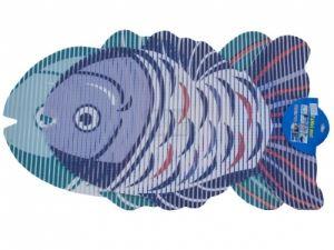 Мека стелка за баня Риба Д11-141