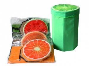 Табуретка кутия Плодове 45 см Т6-31