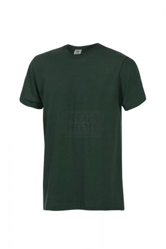 Работна тениска с обло деколте Fuji черна