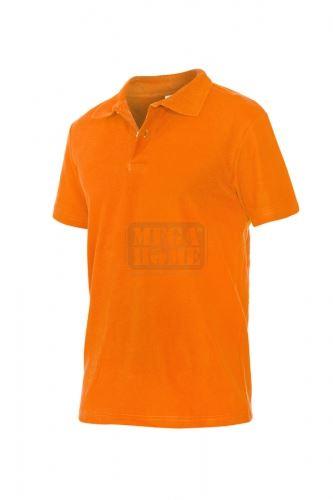 Блуза пике Polo оранжева