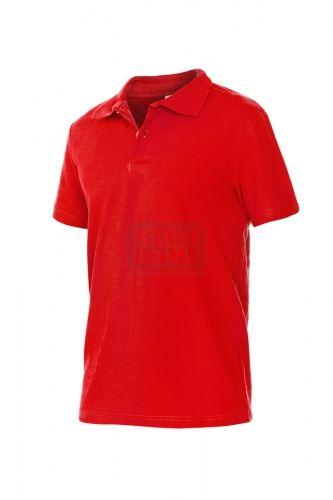 Блуза пике Polo червена