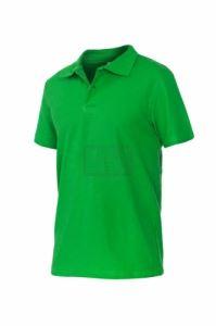 Блуза пике Polo зелена